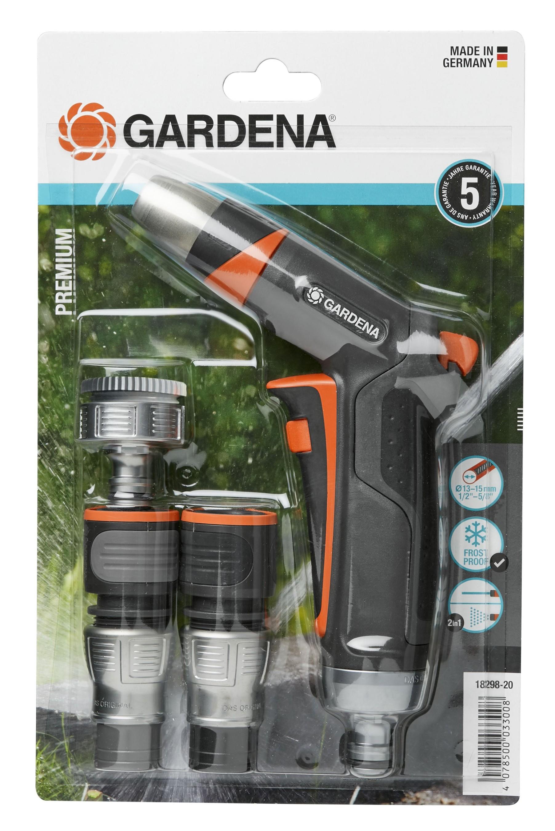 GARDENA Premium Grundausstattung Reinigungsspritze 18298-20 Bild 1
