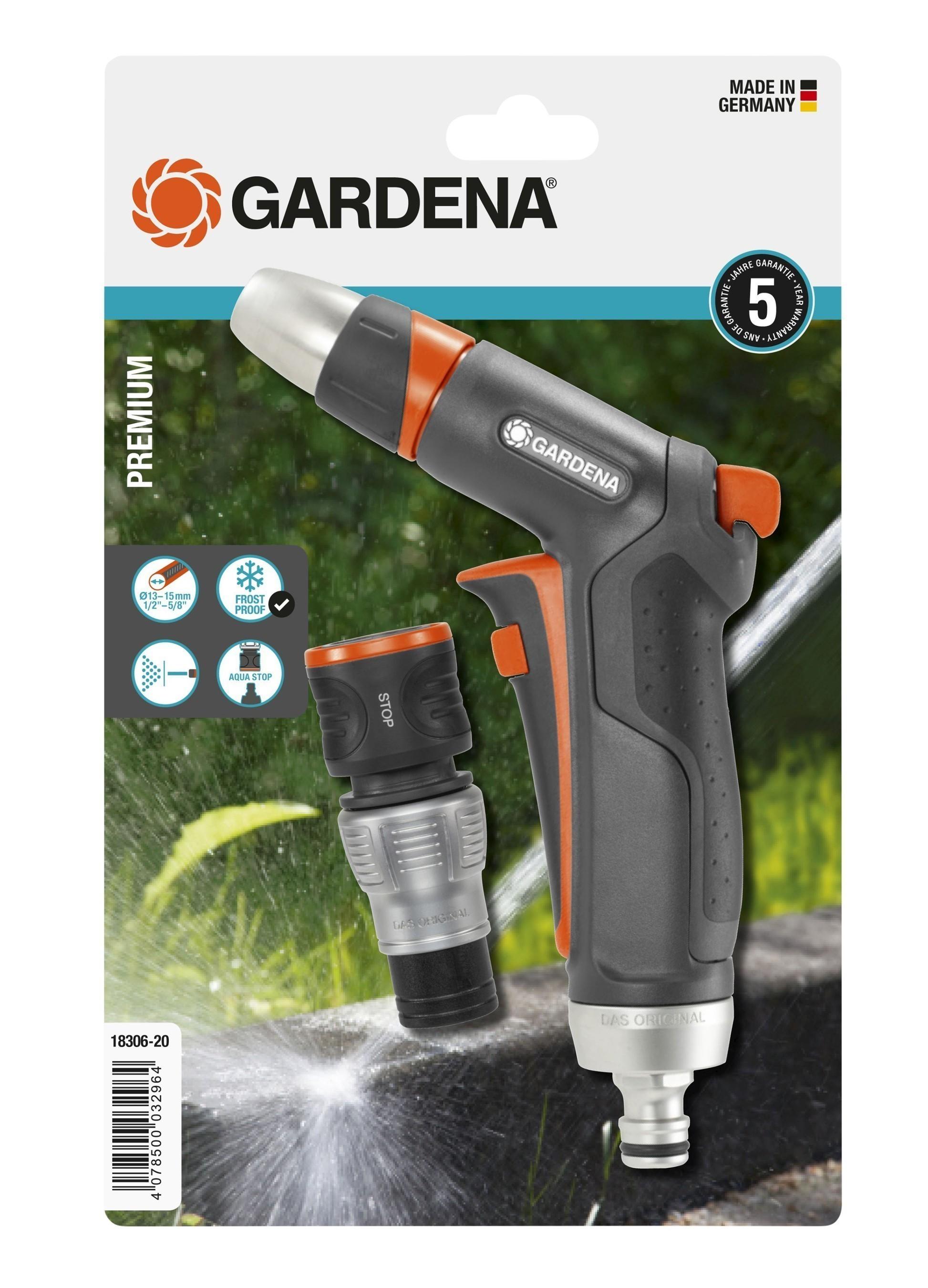 GARDENA Premium Reinigungsspritzen-Set 18306-20 Bild 1