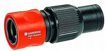 GARDENA Profi-System-Schlauchstück 02817-20