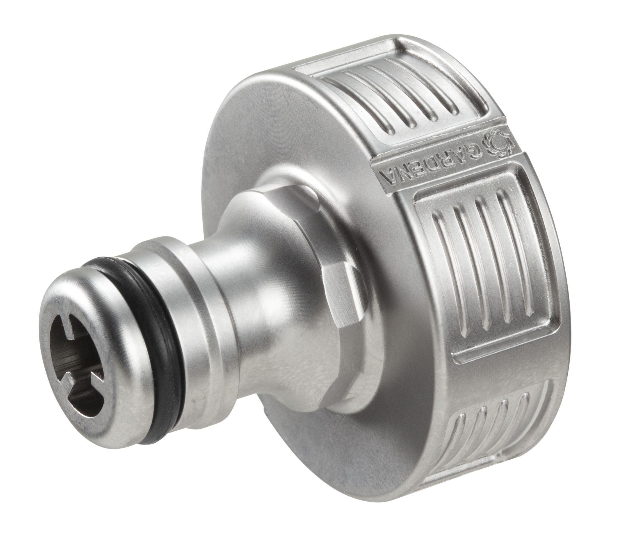 """GARDENA Premium Hahnverbinder 33,3 mm (G 1"""") 18242-50 Bild 1"""