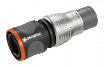 """GARDENA Premium Schlauchverbinder 13mm (1/2"""") / 15mm (5/8"""") 18255-50 Bild 1"""