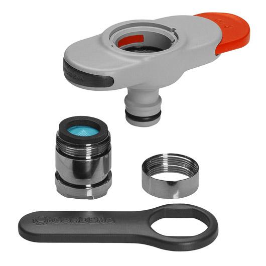 GARDENA Adapter für Indoor-Wasserhähne 08187-20 Bild 1