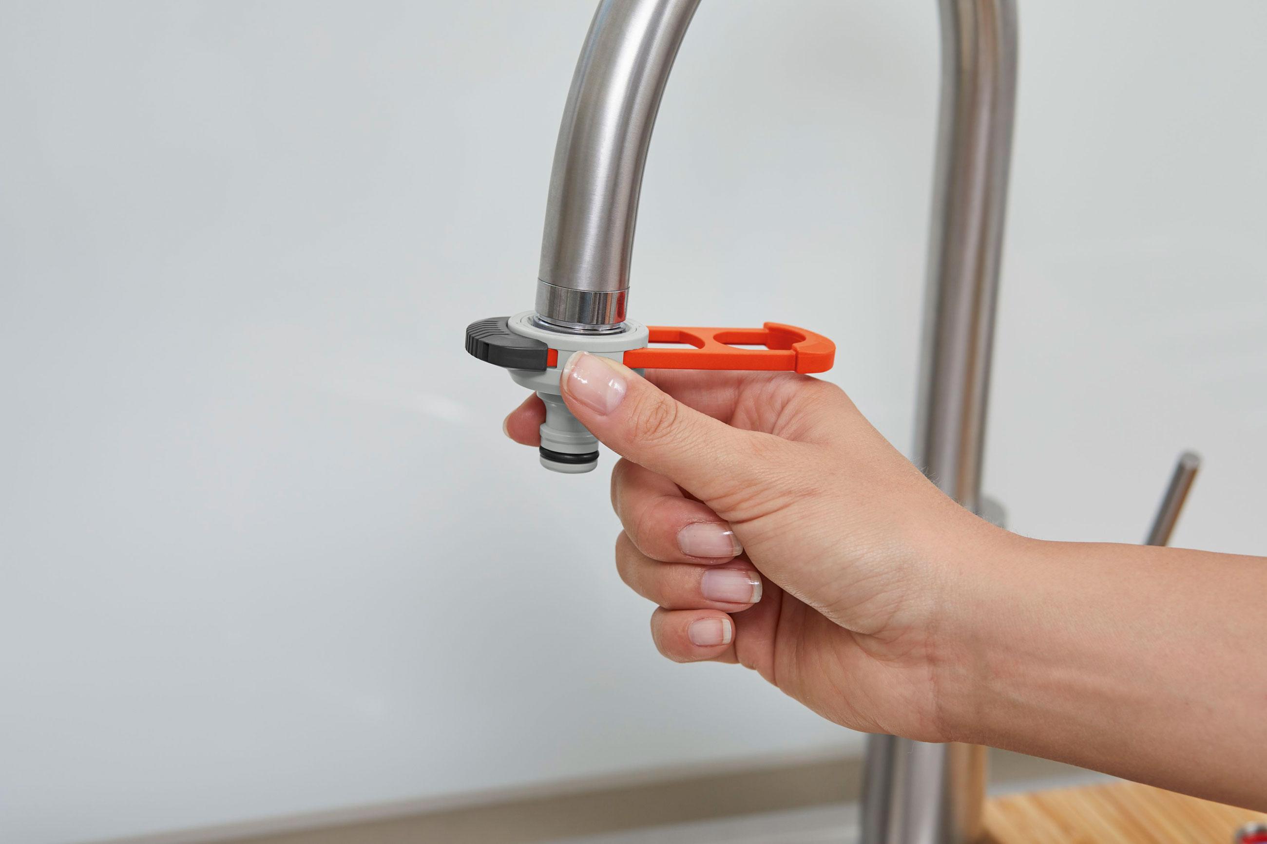 GARDENA Adapter für Indoor-Wasserhähne 08187-20 Bild 3