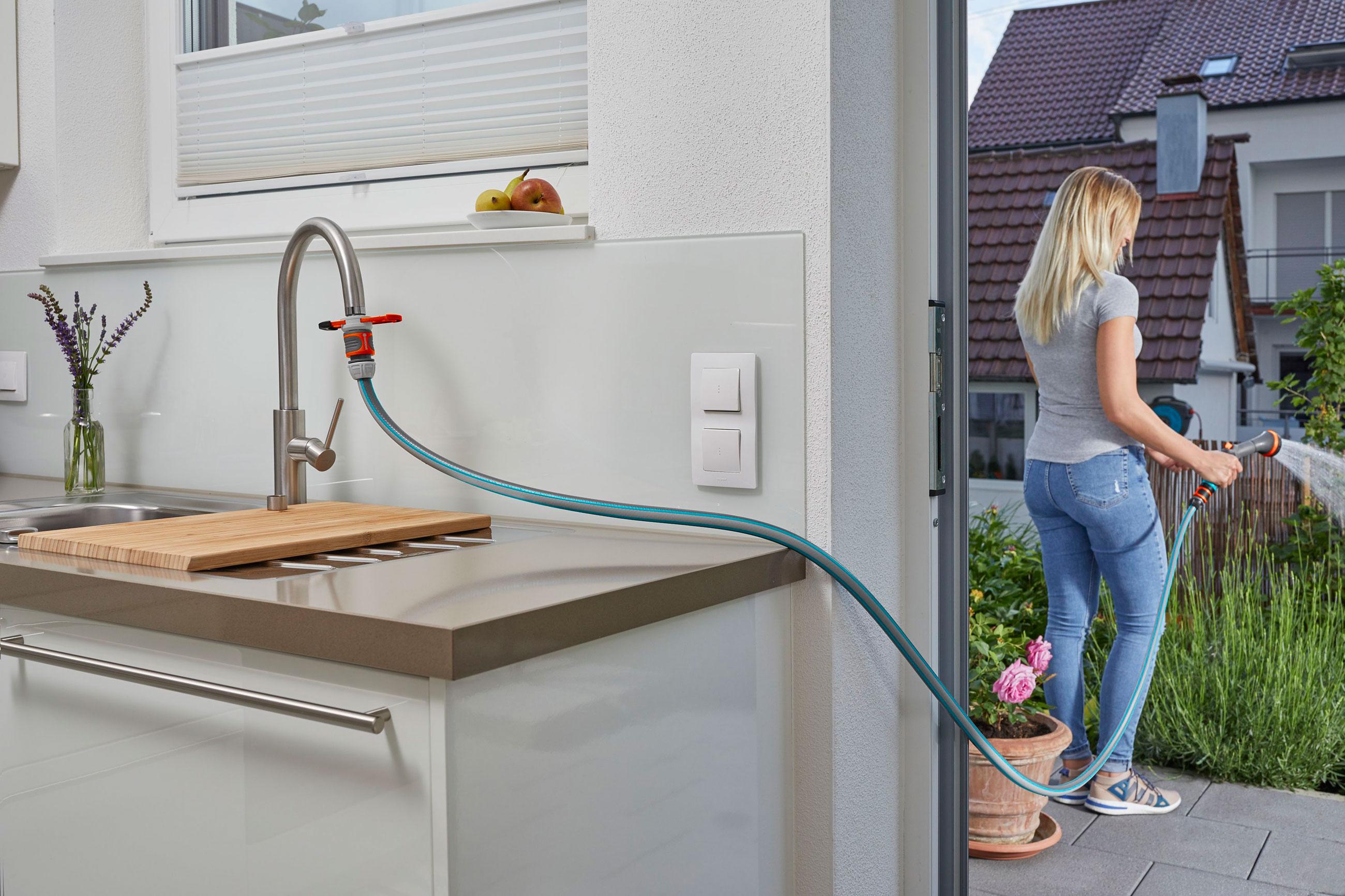 GARDENA Adapter für Indoor-Wasserhähne 08187-20 Bild 6