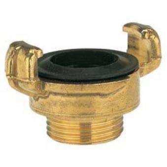 GARDENA Schnellkupplungs-Gewindestück AG 42mm (G1 1/4) 07116-20 Bild 1