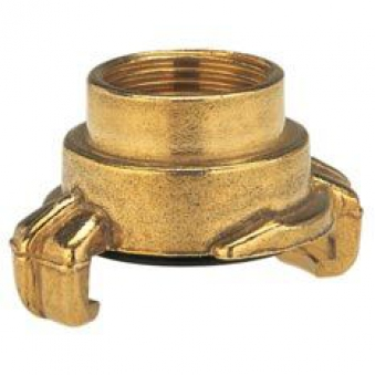 GARDENA Schnellkupplungs-Gewindestück IG 42mm (G1 1/4) 07110-20 Bild 1