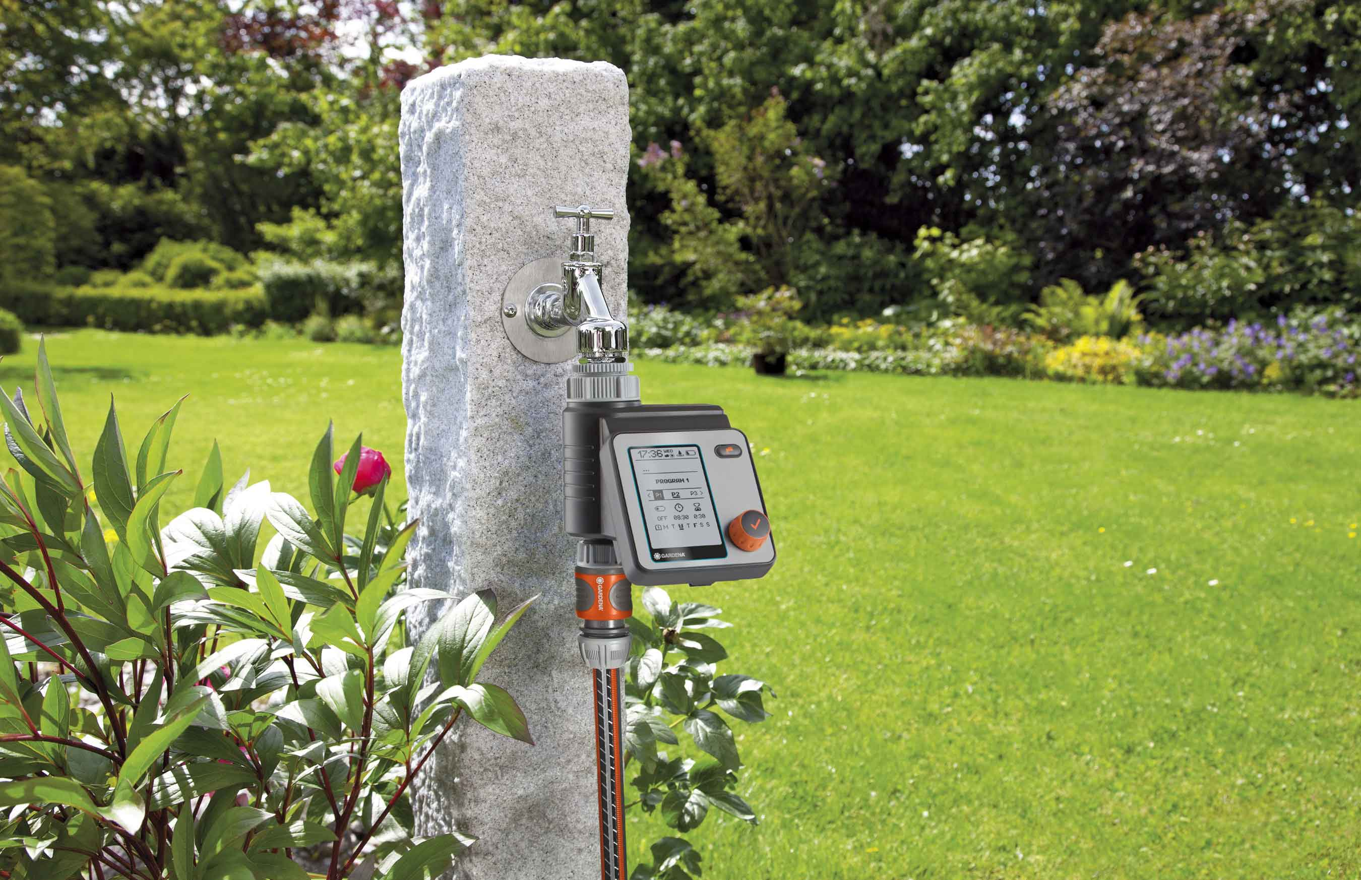 Gardena Bewässerungssteuerung Master 01892-20 Bild 2