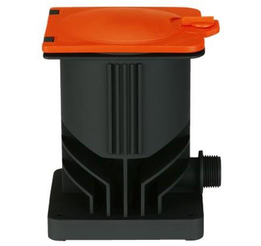 GARNDENA Wassersteckdose 08250-20 + Adapter 01513-20 Bild 2