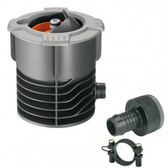 GARNDENA Wassersteckdose 08250-20 + Adapter 01513-20 Bild 1