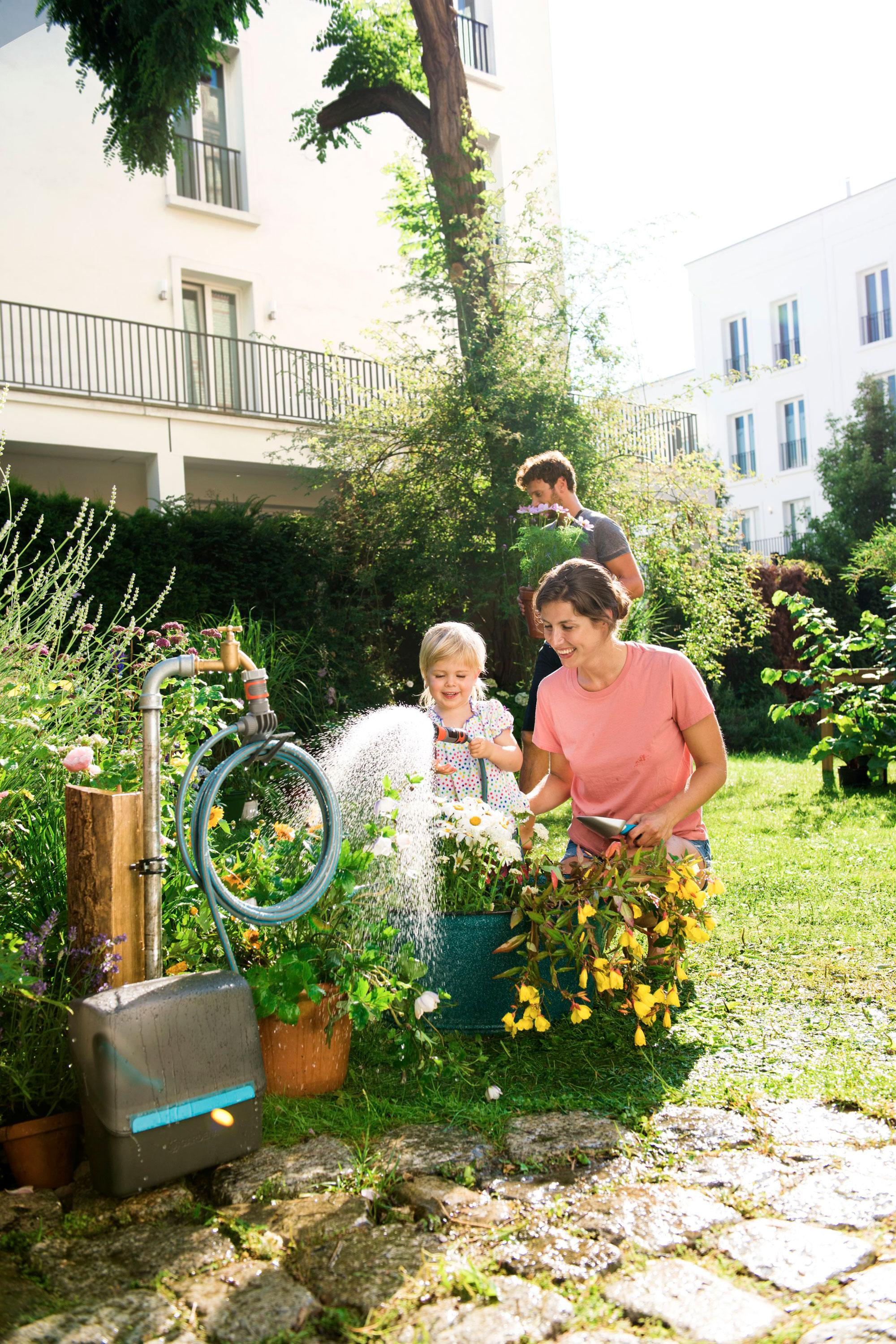 GARDENA city gardening Terrassen-Spiralschlauch 7,5m 18411-20 Bild 4