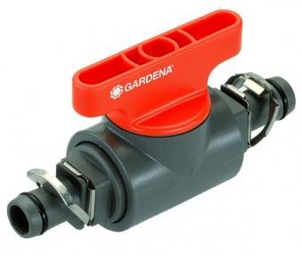 GARDENA Micro-Drip-System Absperrventil 08358-20 Bild 1