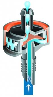 GARDENA Micro-Drip-System Endtropfer druckregulierend 08310-20 Bild 3