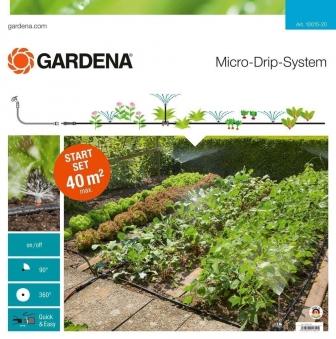 GARDENA Micro-Drip-System Start-Set Pflanzflächen 13015-20 Bild 1