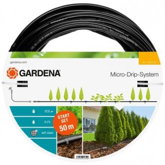 GARDENA Micro-Drip-System Start-Set Pflanzreihen L 13013-20 Bild 1