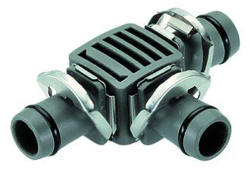 "GARDENA Micro-Drip-System T-Stück 13 mm (1/2"") 08329-20 Bild 1"