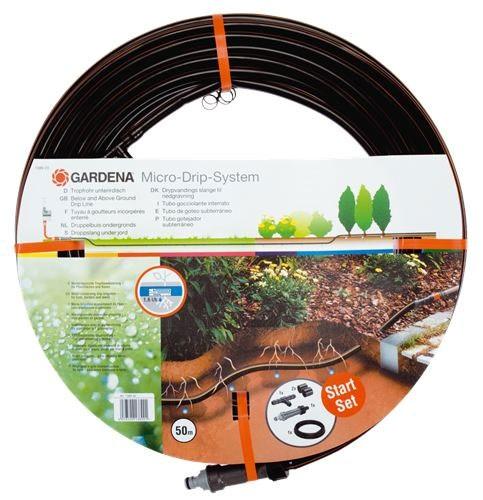 GARDENA Micro-Drip-System Tropfrohr unterird. mit Basisgerät 01389-20 Bild 1