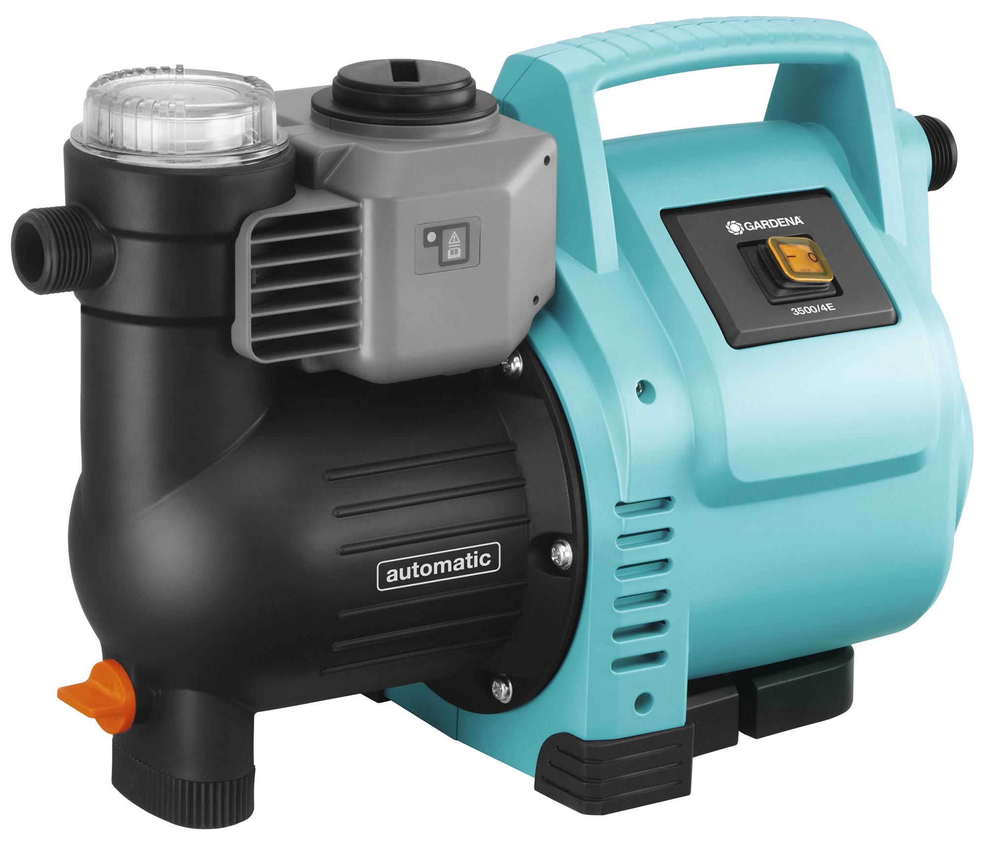GARDENA Hauswasserautomat Classic 3500/4E 01757-20 Bild 1