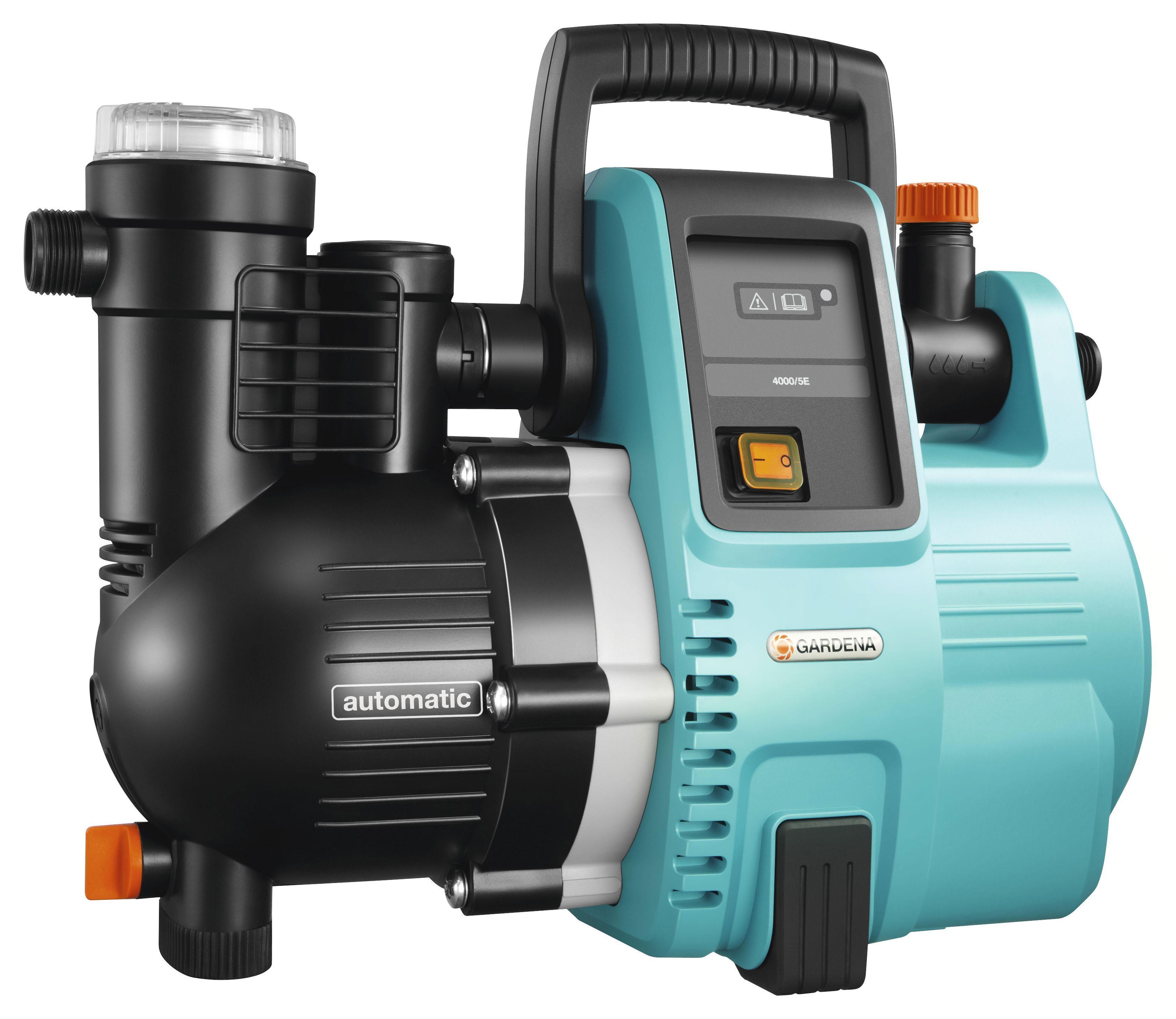 GARDENA Hauswasserautomat Comfort 4000/5E 01758-20 Bild 1
