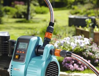 GARDENA Hauswasserautomat Comfort 5000/5E LCD 01759-20 Bild 3