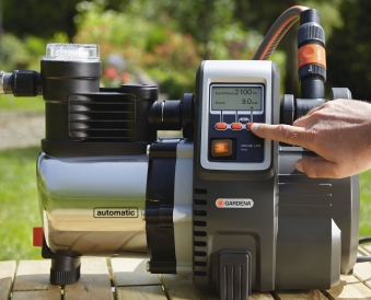 GARDENA Hauswasserautomat Premium 6000/6E LCD Inox 01760-20 Bild 2