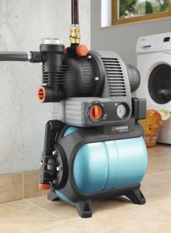 GARDENA Comfort Hauswasserwerk 4000/5 eco 01754-20 Bild 1