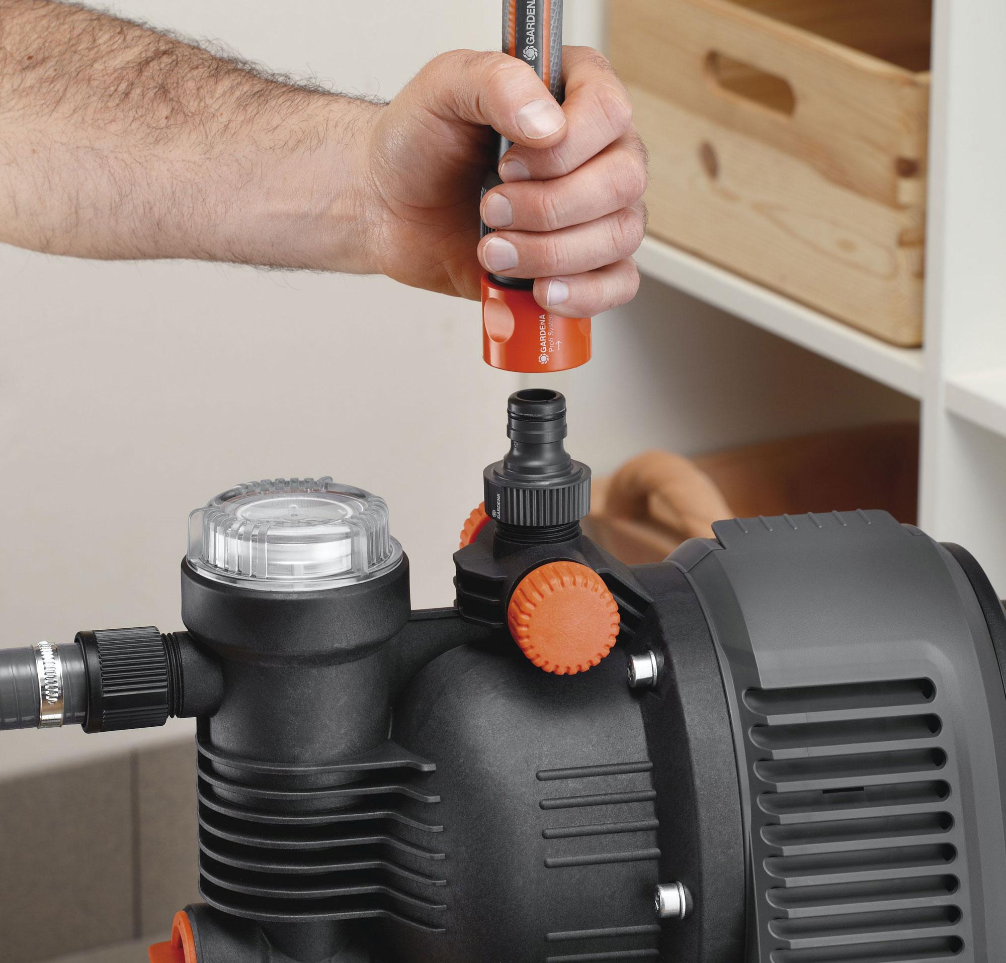 GARDENA Comfort Hauswasserwerk 5000/5 eco 01755-20 Bild 2