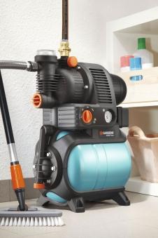 GARDENA Comfort Hauswasserwerk 5000/5 eco 01755-20 Bild 1