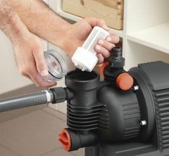 GARDENA Comfort Hauswasserwerk 5000/5 eco 01755-20 Bild 3