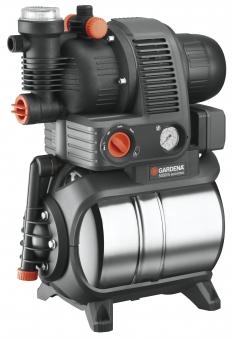 GARDENA Premium Hauswasserwerk 5000/5 eco inox 01756-20 Bild 1