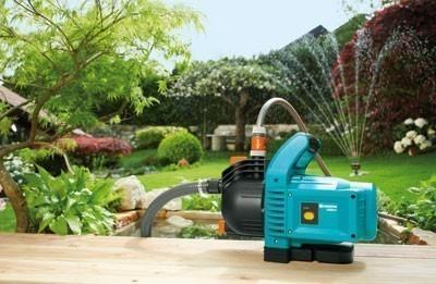 GARDENA Classic Gartenpumpe 3000/4 01707-20 Bild 2