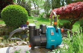 GARDENA Comfort Gartenpumpe 4000/5 01732-20 Bild 2