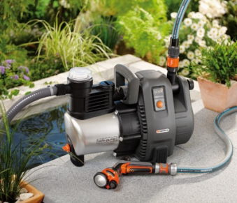 GARDENA Premium Gartenpumpe 6000/6 inox 01736-20 Bild 2