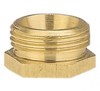 GARDENA Messing-Reduzierstück AG 42 mm / IG 33,3mm 07272-20 Bild 1