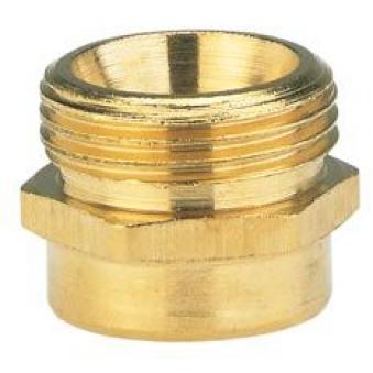 GARDENA Reduzier-Messing-Gewindenippel AG 33,3mm / IG 42mm 07266-20 Bild 1