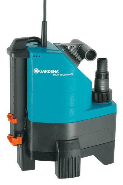GARDENA Comfort Schmutzwasserpumpe 8500 aquasensor 01797-20 Bild 1
