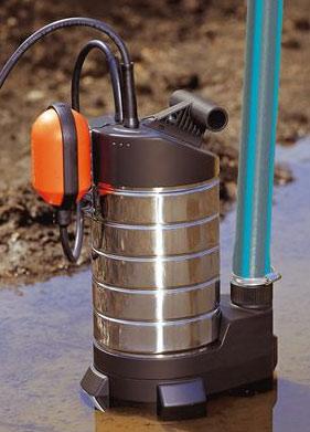 GARDENA Premium Schmutzwasserpumpe 20000 inox 01802-20 Bild 2