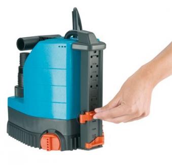 GARDENA Comfort Tauchpumpe 13000 aquasensor 01785-20 Bild 3