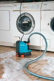 GARDENA Comfort Tauchpumpe 9000 aquasensor 01783-20 Bild 2
