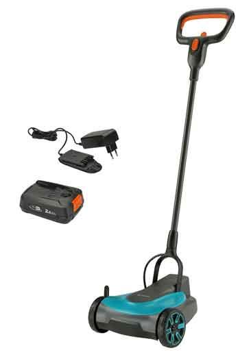 Akku-Rasenmäher HandyMower 22/18V P4A Ready-To-Use Set Bild 1