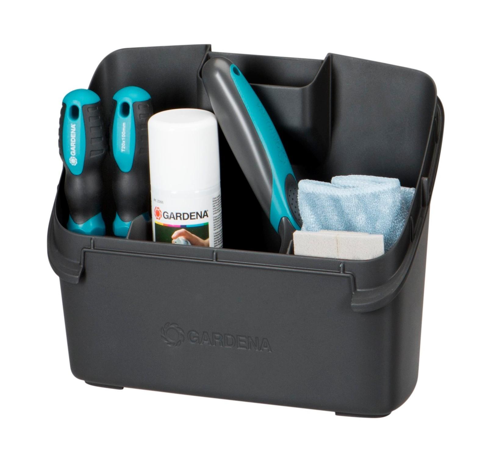 GARDENA Wartungs-und Reinigungsset für Mähroboter 04067-20 Bild 1