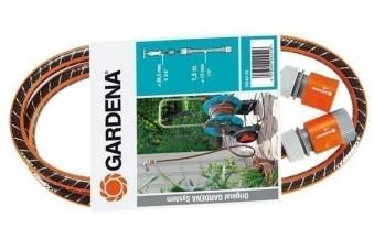 """GARDENA Schlauch Anschlussgarnitur Comfort FLEX 1/2"""" 18040-20"""