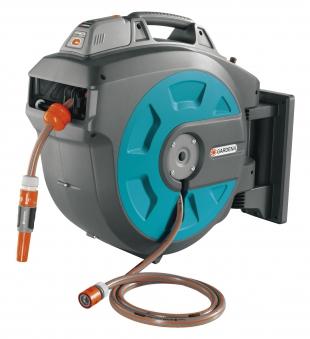 GARDENA Wand-Schlauchbox 35 roll-up automatic Li-Ion 08025-20 Bild 1