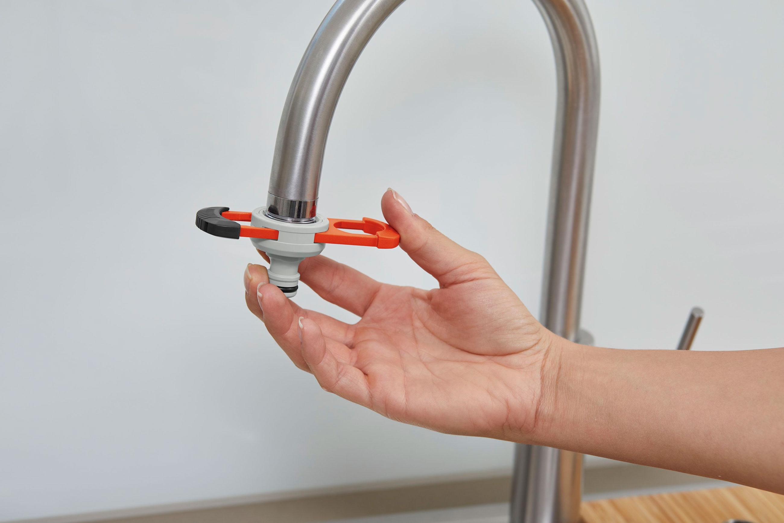 B-Ware  GARDENA Adapter für Indoor-Wasserhähne 08187-20 Bild 10