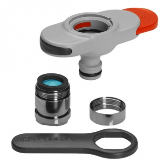 B-Ware  GARDENA Adapter für Indoor-Wasserhähne 08187-20 Bild 1