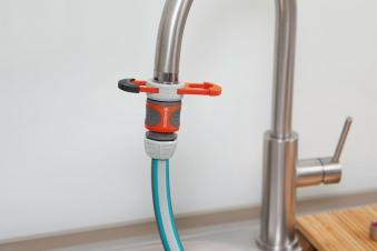 B-Ware  GARDENA Adapter für Indoor-Wasserhähne 08187-20 Bild 2