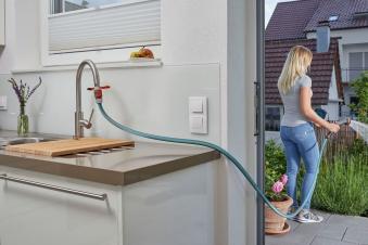 B-Ware  GARDENA Adapter für Indoor-Wasserhähne 08187-20 Bild 6