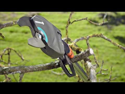 GARDENA Baum- und Strauchschneider StarCut 160 plus 12000-20 Video Screenshot 1683
