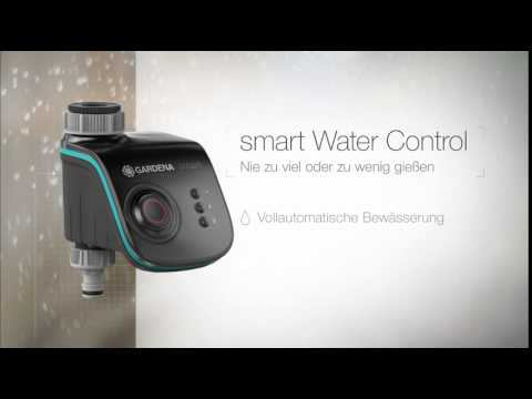 GARDENA smart Water Control Set 19103-20 per App Video Screenshot 1379