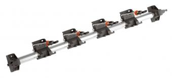 GARDENA Gerätehalter mit 4 Einzelhaltern 03501-20